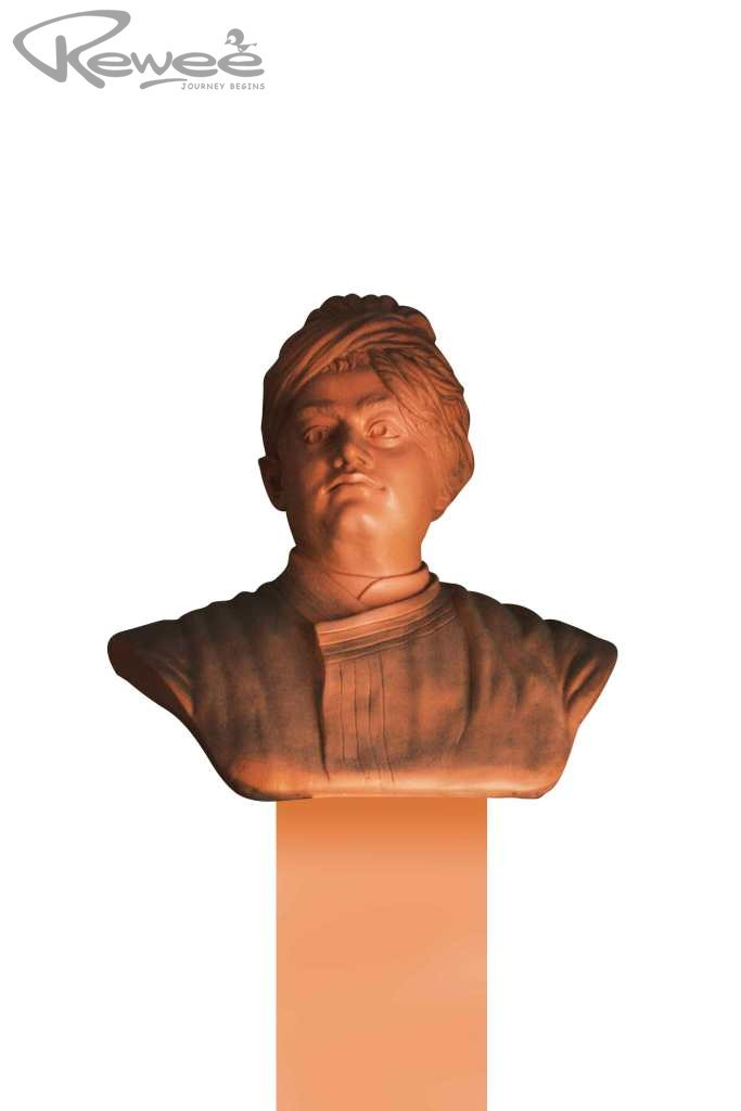 Bust (Swami Vivekananda)