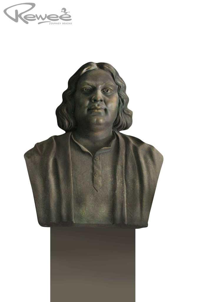Bust (Kazi Nazrul Islam)