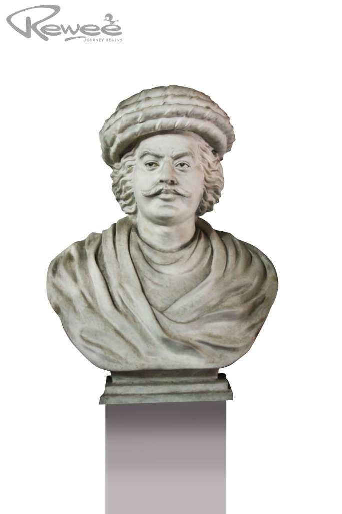 Bust (Raja Rammohan Roy)