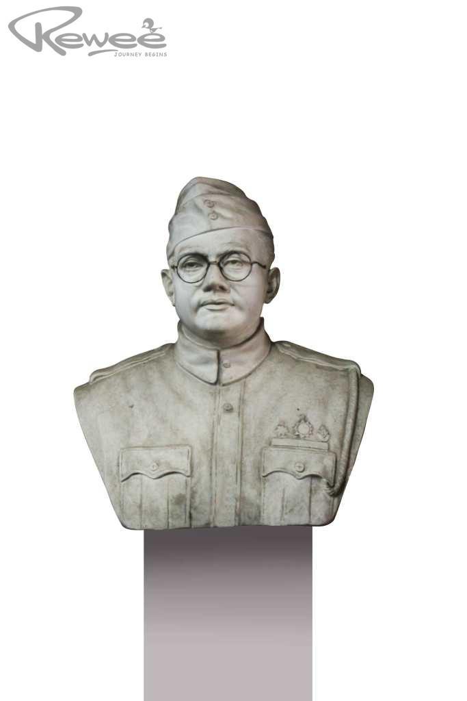 Bust (Netaji Subhas Chandra Bose)