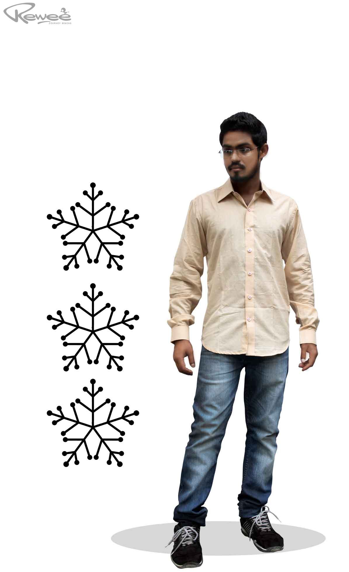 Khadi Full Sleeve Shirt 1