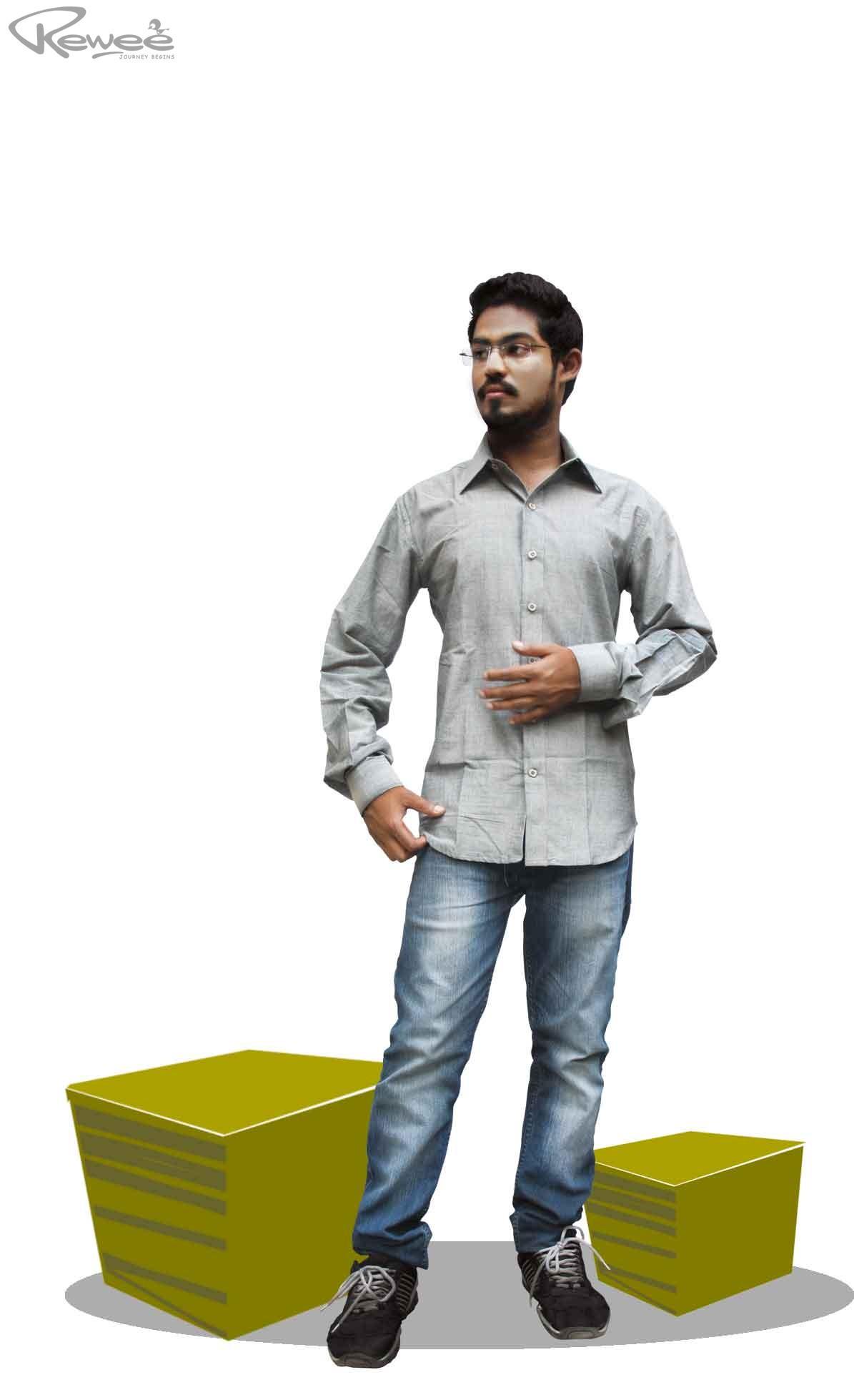 Khadi Full Sleeve Shirt 3