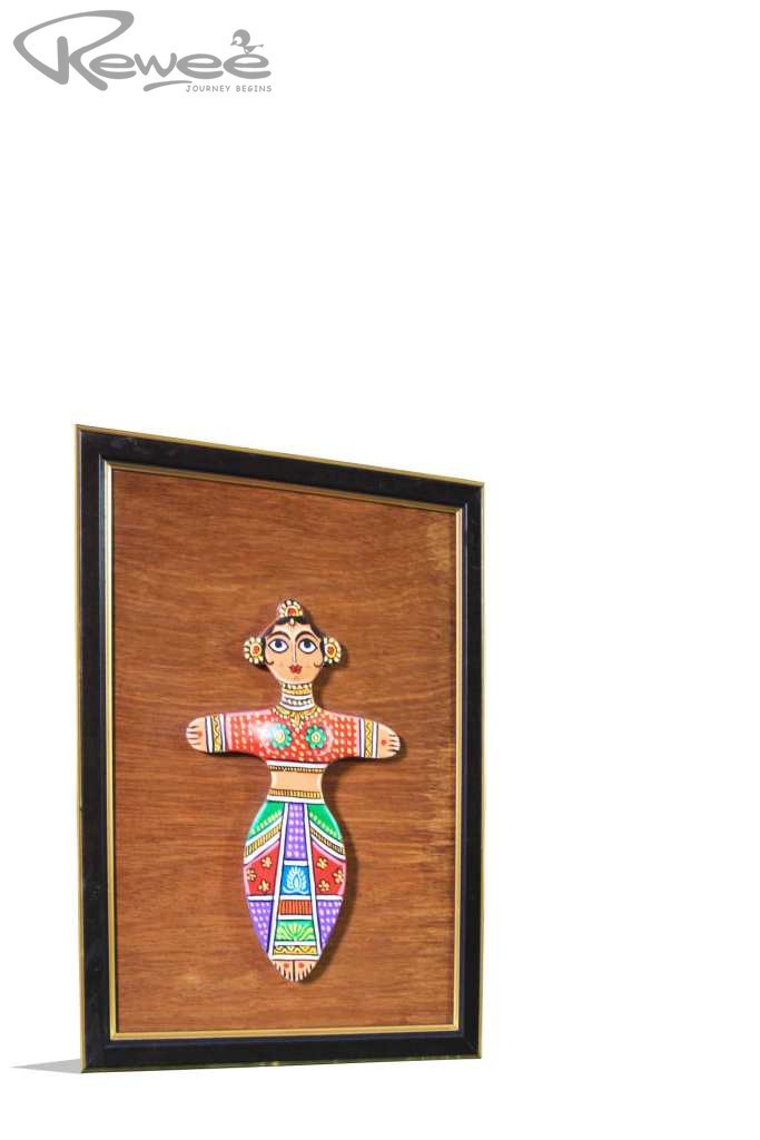 Gift 8 (Clay Art on Plywood)