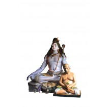 Statuette (Lord Siva and Shyama Prasad Lahiri)