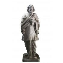 Statuette (Rabindra Nath Tagore)