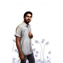 Khadi Half Sleeve Shirt 1