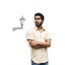 Khadi Half Sleeve Shirt 2