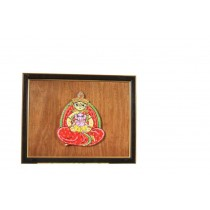 Gift 5 (Clay Art on Plywood)